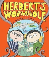 Herbert's Wormhole: A Novel in Cartoons by Pete Nelson