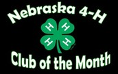 Nebraska 4-H Club of the Month