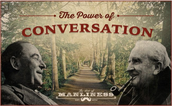 The Power of Conversation : a lesson from CS Lewis and JRR Tolkien