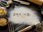 It show baking utensils