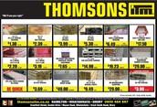 Thomsons ITM deals