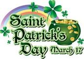 St. Patrick's Day - 03/17