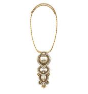 Havana pendant necklace, £75