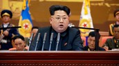 המנהיג- קים ג'ונג-און