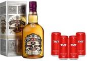 COMBO Chivas Regal R$ 250.00