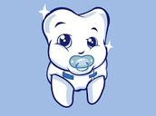 En el bebé:
