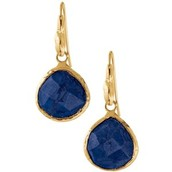 Serenity Small Stone Drops - Lapis