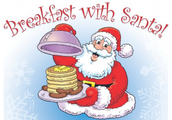 SANTA's BREAKFAST, A North Country Tradition