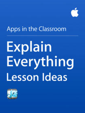 Explain Everything Lesson Ideas
