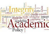 Academic integrity information