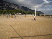 The Menton pitch