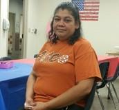 Alma Saenz: WAMS Parent of the Month