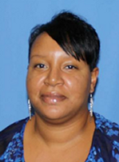 Ms. Francine Carter, Department Secretary