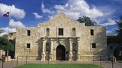 THE ALAMO-HISTORICAL SITE