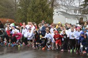 Mercy 5K - Saturday, March 19, 2016