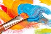 Silent Auction - 4th Grade Teacher Experience - Painting With a 4th Grade Teacher!
