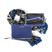Chelsea Tech Wallet- Cobalt