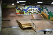 A Skate Park is included