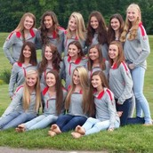Your 16-17 KHS Dance Team