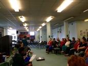 District Ladies Meeting