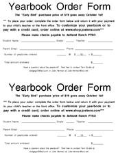 Get order forms