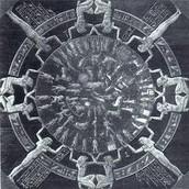 The Zodiac Ceiling