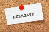 Delgates Named For The NEA Representative Assembly!