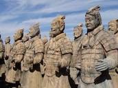 china statues