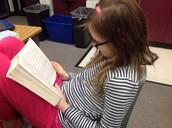 Student of the Week: Sasha Allen
