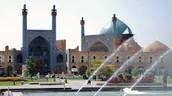 Iran´s Beautiful city Tehraht.