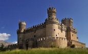 The castles that are in spain