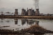 How coal  hurts the  environment
