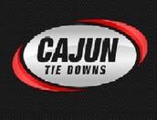 Cajun Tie Downs atv tie downs