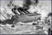 Sinking of the Lusitania