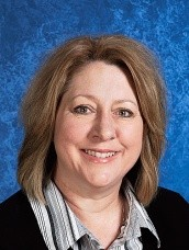 Mrs. Connie Burns, Library Assistant