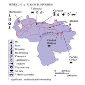 Venezuela ; Major Business