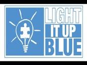 LIGHT IT UP BLUE DAY