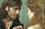 Portia and Bassanio