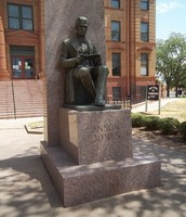 Anson Jones Statue