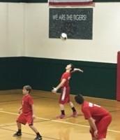 8th Grade Boys Volleyball