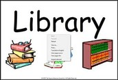 Be a BSE library volunteer!