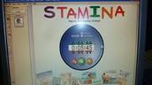 Stamina Timer