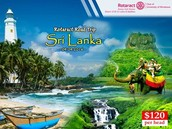 Rotaract Road Trip - Sri Lanka