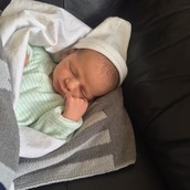 Mazel Tov to Shammai Sherman on te birth of a Baby Boy!