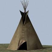 Comanche houses