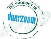 Meer duurzame producten