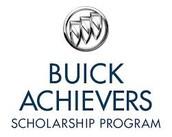 Buick Achievers Scholarship - $100,000