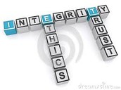 CMP: The theme for April is Integrity