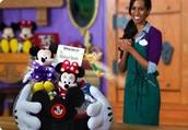 Disney Floral & Gifts Visit
