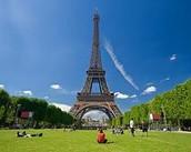 The Eiffel Tower?